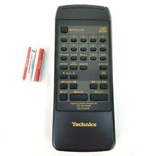 Technics RAK-SL304W CD Player Remote Control New old stock