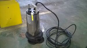 BBC Semisom 1000/50M Submersible Pump