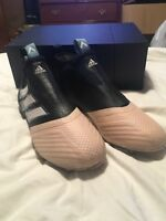 Adidas X Kith Ace 17+ Uk 11.5 US 12 Navy Pink Flamingos Football Boots Sold Out