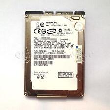 """Hitachi 120GB 5400RPM SATA 3Gb/s 2.5"""" Laptop Hard Drive for HP Dell Acer Compaq"""