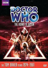 Doctor Who: The Horns of Nimon (1979) Tom Baker - R1 RARE OOP DVD