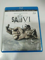 Saw VI 6 Horreur - Blu-Ray + Extras Espagnol Anglais - Région B