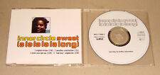 Single CD Inner Circle - Sweat (alalalala long)  4.Tracks 1992  26
