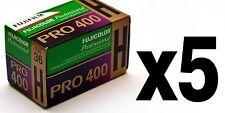Pellicola 35mm Rullino Colore Fuji/Fujifilm PRO400H 400 135-36 5pz.