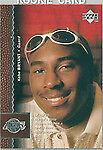 1996 - 1997 Upper Deck Kobe Bryant Los Angeles Lakers #58 Basketball Card