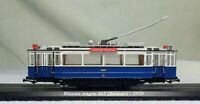 New 1:87 Urban Rail Trolley Blauwe Wagen 465(Beijnes) - 1929 3D Plastic Model