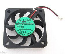 1pc ADDA DC Cooling fans AD0412MX-K90: 40x40x6mm 4006 DC 12V 0.06A 2pin/wire