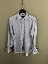 DONALD TRUMP Shirt - Size 16 - Striped - Great Condition - Men's