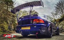 Back Mount Gt Wing Stands spoiler Aim9 Subaru GC8 GDB impreza wrx sti forester