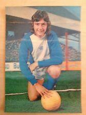 Sun 3d Gallery of Football Stars Card - Trevor Francis (signed)