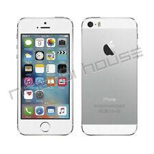 SMARTPHONE APPLE IPHONE 5S SILVER RIGENERATO RICONDIZIONATO GRADO A 16GB