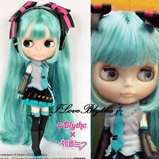 "CWC Exclusive Takara Neo Blythe doll Eclectic Super Idol ""Hatsune Miku"""
