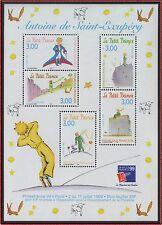FRANCE BLOC FEUILLET N°20** SAINT EXUPERY LE PETIT PRINCE TTB, 1998 SHEET