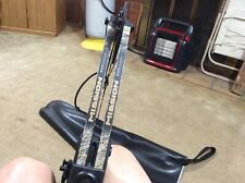 mathews compound bows two bows for sell great condition I made the bag they come