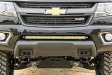 "30"" Hidden Bumper LED Kit - Single Row - 12000 Lumens fits Chevy Colorado 15-20"