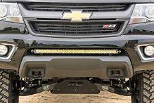 "Chevy Colorado 30"" Hidden Bumper LED Kit - Single Row - 12000 Lumens - 2015-2018"