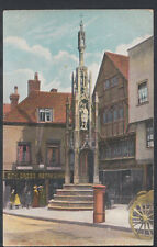 Hampshire Postcard - The City Cross, Winchester     RS5303