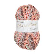 "Mary Maxim Marvelous Chunky Yarn ""Sweet Stuff� | 5 Bulky Weight Yarn"