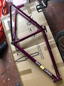 Fat Chance Yo Eddy team Frame 1992 Kandy Wild Cherry Small Retro Mountain Bike
