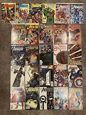 1998 Marvel Comics AVENGERS v3 Heroes Return Lot Complete Run 37-62 HIGH GRADE
