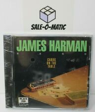 JAMES HARMAN BAND - CARDS ON THE TABLE CD 1994 (NEW SEALED)