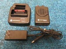 Motorola Minitor V - Vhf (151-158.9975 Mhz) Pager 1-Ch
