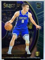 2017-18 Panini Select Basketball Bogdan Bogdanovic Concourse Rookie-Card #57 (1)