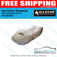 ALLSTAR Car Cover Template ABC and Street Stock - 23300