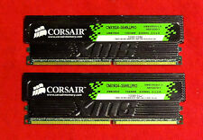 Corsair XMS Pro 2GB (2x1GB) DDR-438 PC-3500 TWINX2048-3500LLPRO V1.3 with LEDs!!