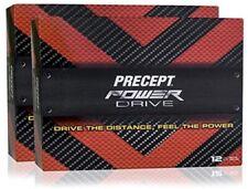 Precept's Power Drive Golf Balls, 1 Dozen