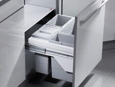 Hailo Cargo Soft Einbau Abfallsammler 60cm Frontauszug 361064 Müllauszug Küche