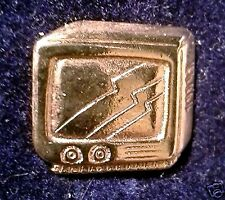 Collectible Tac-style pins - Retro style Console Television