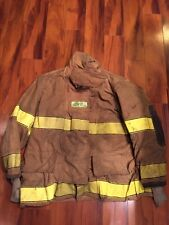 Firefighter Globe Turnout Bunker Coat 50x35 Halloween Costume