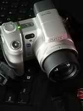 Sony Cyber-shot DSC-H7 8.1MP Digital Camera - Silver
