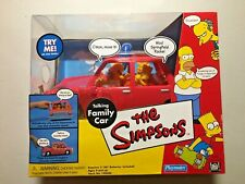 The Simpsons Talking Family Car