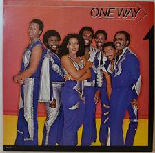 "ONE WAY - LOVE IS ONE WAY - MCA - 5163 12"" LP (Y433)"