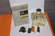 (B) Flacon eau cologne H pour hommes (french perfume)