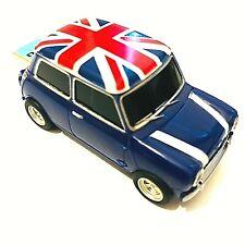 1 Cute Blue Mini Car, Novelty 4GB USB Pen Drive, USB Flash Drive, Memory Stick
