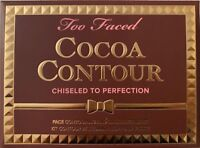 Too Faced Cocoa Contour Palette Chiseled Perfection Ship US