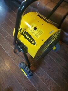 Fostoria Electric Heater, FES-1520-3A, Jobsite Heater, Portable Heater