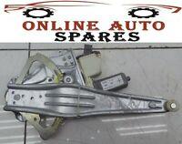 Toyota Avensis MK2 Hatchback Window Motor Regulator Rear Driver Right Side