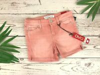 Celebrity Pink Girls Solid Colored Shorts Light Peach Size 7, 8  Summer $30 OCFO