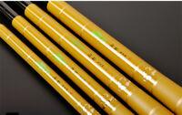 Telescopic Rock Fishing Rod Saltwater Carbon Fiber Pole Positioning Rod 3.6-6.3m