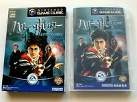 Nintendo Game Cube HARRY POTTER and Prisoner Azkaban JAPAN JP Gamecube