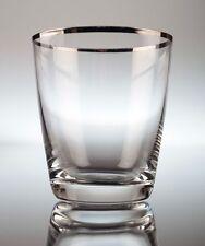 Rosenthal Wassergläser aus Glas
