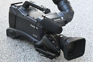 Panasonic AG HPX371E HPX 371 P2 Camcorder Fujinon XT17x4.5 AVCIntra