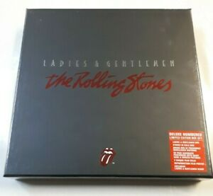 The Rolling Stones - Ladies & Gentlemen 3DVD Box Set Limited Edition NEW/SEALED