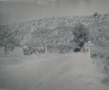 ST GÉRY c. 1935 - Panneau de Signalisation Entrée du Village  Lot - DIV 8839