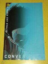 CONVERGENCE BATMAN AND ROBIN #1 DC COMICS VARIANT