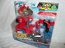 Marvel Super Hero Mashers Micro Super-Man Speeder & Accessories-Dated 2015